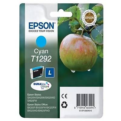 EPSON C13T12924022 CYAN-L 7 ML-L 500SF-B42WD/BX305F/BX320/BX525/BX625 7 ML-L