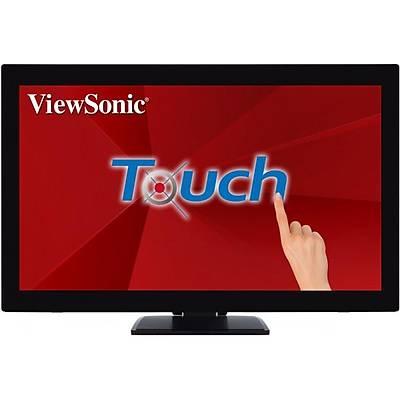 VIEWSONIC 27'' TD2760 FHD D-SUB+DP+HDMI+USB 10 PARMAK DOKUNMATIK MONITOR