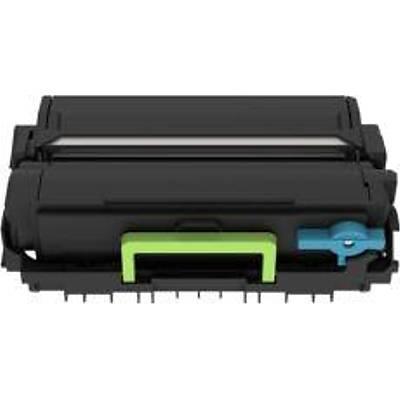 LEXMARK 55B5X00 Lexmark 55B5X00 Black Extra High Yield Return Toner Cartridge