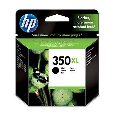 HP CB336E Siyah Mürekkep Kartuþ (350XL)