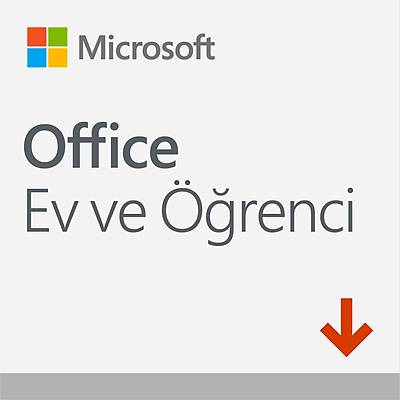 Microsoft Office Ev ve Öðrenci 2019 - Elektronik Lisans