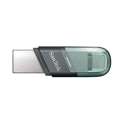 SANDISK 256GB USB APPLE SDIX90N-256G-GN6NE TYPE-A iXPAND 256GB