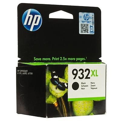 HP CN053A No 932XL Siyah Kartuþ