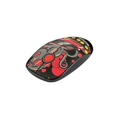 TRUST 23336 SKETCH 1600DPI Kablosuz Sessiz Kýrmýzý Mouse
