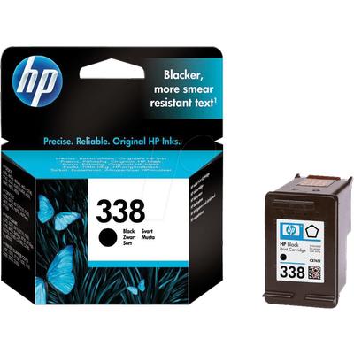 HP C8765E No 338 Siyah Kartuþ