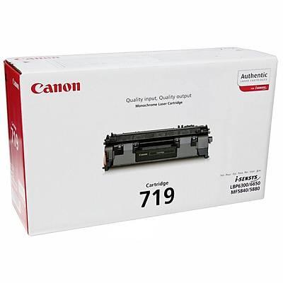 Canon CRG-719 Toner Kartuþ 3479B002