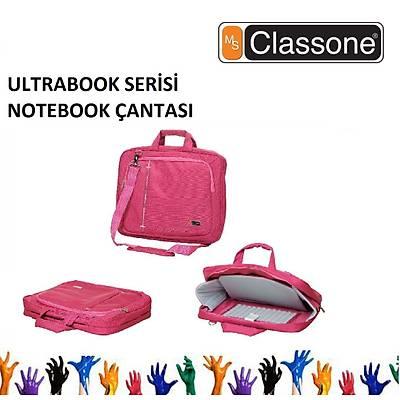 CLASSONE UL166 13-14-15.6'' Ultracase Serisi Pembe Notebook Çantasý