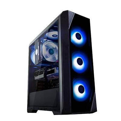 Zalman N5TF 4RGB Fan ATX Kasa Siyah PSU YOK