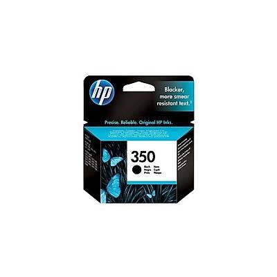 HP CB335E Siyah Mürekkep Kartuþ (350)