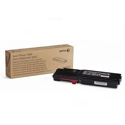 Xerox Phaser 6600/WC 6605 Yüksek Kapasite Magenta Toner (106R02234)