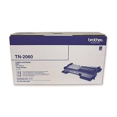 BROTHER TN-2060 Çok Fonkisyonlu Mono Lazer Yazýcý Toner Kartuþu Siyah
