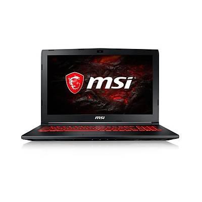 MSI NB GL62M 7RDX-2472TR i7-7700HQ 8B DDR4 GTX1050 GDDR5 4GB 1TB 15,6 FHD W10SH