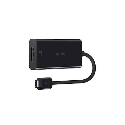 Belkin USB-C HDMI Dönüþtürücü Siyah