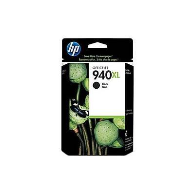 HP C4906A Siyah Mürekkep Kartuþ (940XL)