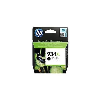 HP C2P23A Siyah Mürekkep Kartuþ (934XL)