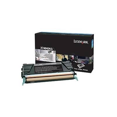 Lexmark X746H3KG Yüksek Kapasite Siyah Toner