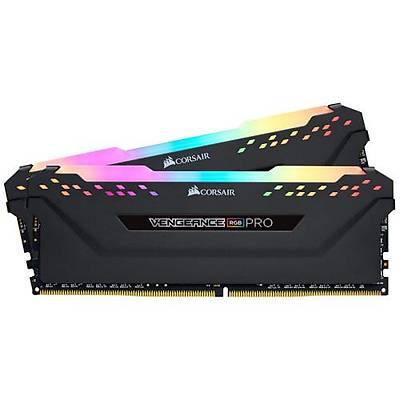 CORSAIR CMK32GX4M2F4000C19 32GB (2x16GB) DDR4 4000MHz CL19 VENGEANCE BLACK LPX SOGUTUCULU DIMM BELLEK