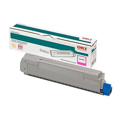 OKI 45536506 KIRMIZI TONER C931DN / 38000 SAYFA