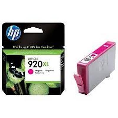 HP CD973AE (920XL) MACENTA YUKSEK KAPASITELI MUREKKEP KARTUSU 700 SAYFA