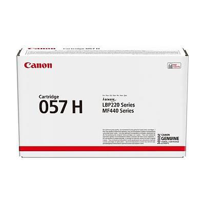 Canon CRG-057 H BK Yüksek Kapasiteli Toner Kartuş 3010C002