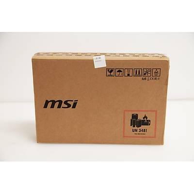 MSI NB GF65 THIN 9SD-005XTR i5-9300H 8GB DDR4 GTX1660TI GDDR6 6GB 512GB SSD 15.6 FHD DOS