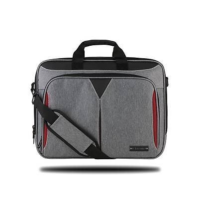 CLASSONE VP3004 Taranto VP3004 15.6 ,inch Su geçirmez kumaþ ,Laptop,Notebook Çantasý-Gri