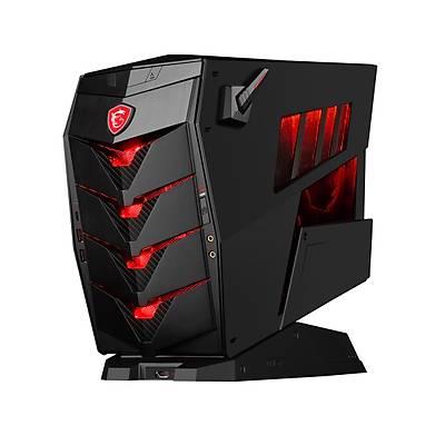 MSI PC AEGIS 3 VR7RC-209XTR I5-7400 8GB DDR4 256GB SSD+1TB 7200RPM GTX1060 GDDR5 6GB DOS DVD SIYAH-SIYAH-SIYAH