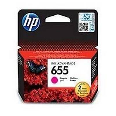 HP CZ111A No 655 Kırmızı Kartuş