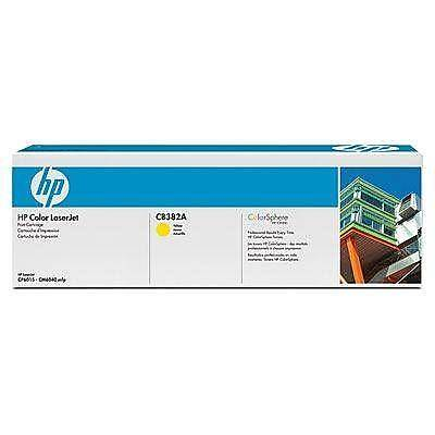 HP CB382A Sarý Renkli Lazer Toner