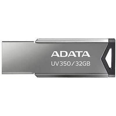 SANDISK AUV350-32G-RBK 32GB Uv 350 USB 3.2 Gümüþ USB Bellek