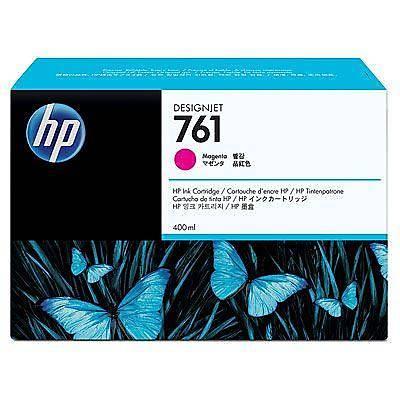HP CM993A 761 400 ml Macenta DesignJet Mürekkep Kartuþu