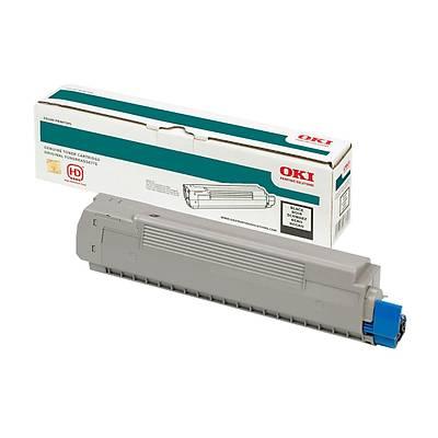 OKI 44844508 SIYAH TONER / C831, C841 / 10000 SAYFA