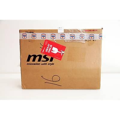 MSI NB GT75VR 7RF(Titan Pro)-079TR i7-7700HQ 64GB DDR4 GTX1080 GDDR5 8GB SuperR4 512GB (2X256) SSD+1TB 7200RPM 17,3 FHD 120Hz 3ms W10