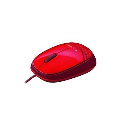 Logitech M105 USB Mouse Kýrmýzý 910-002945