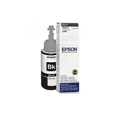 Epson T6731 Siyah Ink Container 70ml