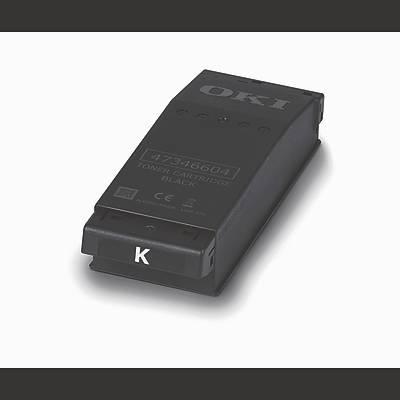 OKI 9006130 TONER-K-C650 Siyah Toner 7000 Sayfa