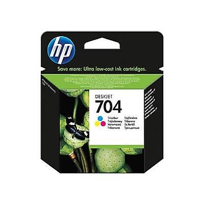 HP CN693AE (704) UC RENKLI MUREKKEP KARTUSU 200 SAYFA