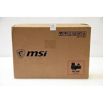 MSI NB GP73 LEOPARD 8RD-223XTR i7-8750H 16GB DDR4 GTX1050TI GDDR5 4GB 256GB SSD+1TB 7200RPM 17.3 FHD DOS