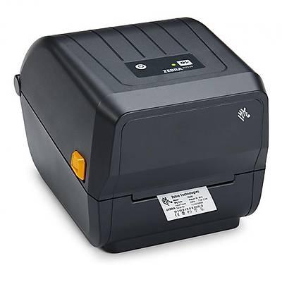 Zebra Thermal Transfer Barkod Yazýcý (74M) ZD220; Standard EZPL, 203 dpi, EU and UK Power Cords, USB