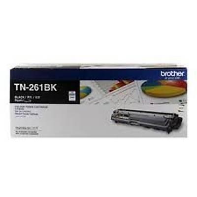 BROTHER TN261BK 2500 Sayfa Siyah Toner