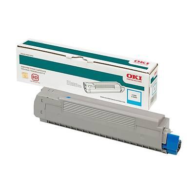 OKI 43872323 MAVI TONER / C5650, C5750 / 2000 SAYFA