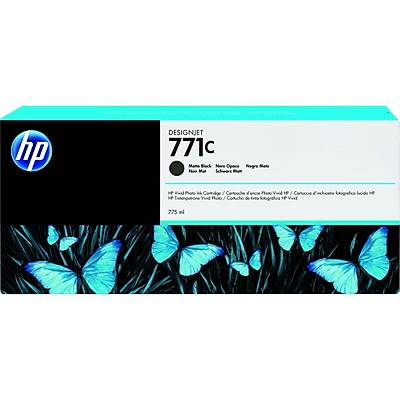 HP B6Y07A HP NO 771 Mat Siyah 775ML
