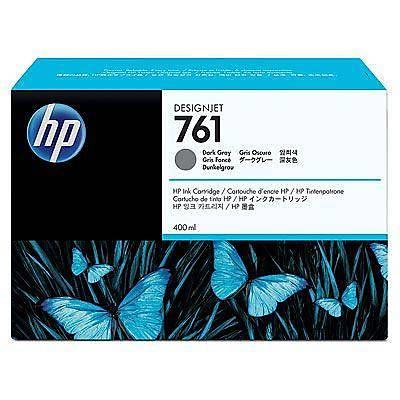 HP CM996A 761 400 ml Koyu Gri DesignJet Mürekkep Kartuşu