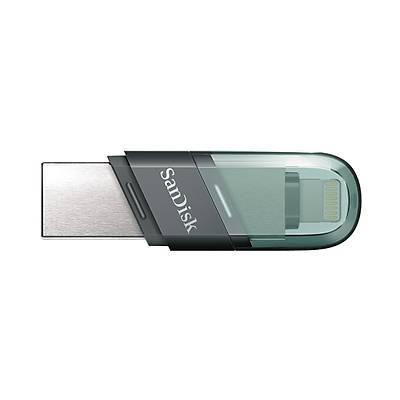 SANDISK 128GB USB APPLE SDIX90N-128G-GN6NE TYPE-A iXPAND 128GB