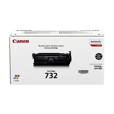 Canon CRG-732BK Toner Kartuþ 6263B002