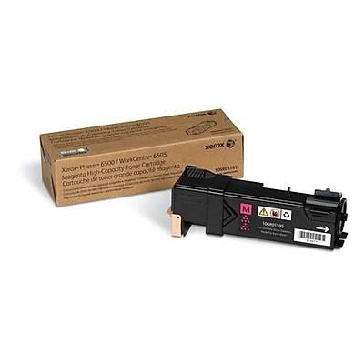 Xerox Phaser 6500/WC 6505 Yüksek Kapasite Magenta Toner (106R01602)