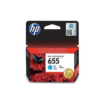 HP CZ110A Cyan Mürekkep Kartuþ (655)