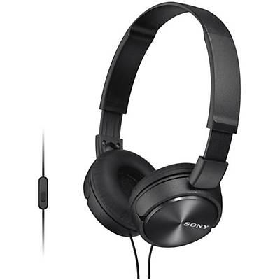 Sony ZX110APB Kulaküstü Kulaklýk Siyah