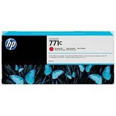 HP B6Y08A NO 771 Kýrmýzý 775ML