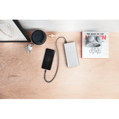 Trust 22701 Omni Powerbank USB-C QC3 10.000 mAh